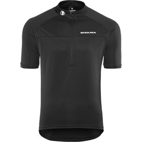 Endura Xtract II Shortsleeve Jersey Herrer, black